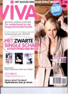 Voorpagina Viva no 5 2011