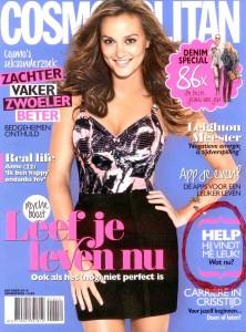 Cover Cosmopolitan okt 2012