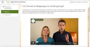 Online training Bindingsangst Verlatingsangst